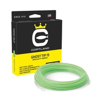 Cortland Ghost Tip 15 Fly Line - 90ft