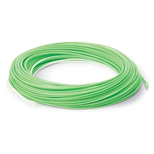 Image of Cortland Precision SL Big Fly - 2' Dyna Tip Floating Fly Line - Electric Green