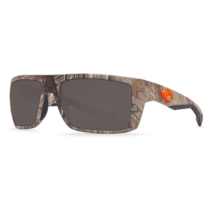 a3b4bfb467d Image of Costa Del Mar Motu Polarized Sunglasses - Realtree Xtra Camo Frames    Grey Lenses