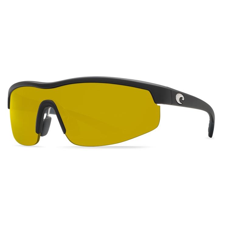 781694b6f5f Image of Costa Del Mar Straits Polarized Sunglasses - Black Frame Sunrise 580P  Lens