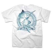 Costa Del Mar World Sailfish T-Shirt