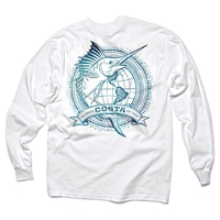 Costa Del Mar World Sailfish Long Sleeve T-Shirt