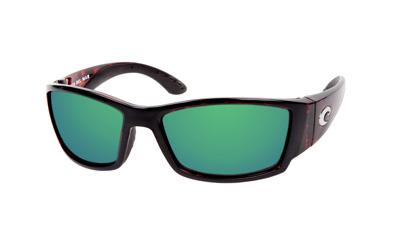 02b70d3c6e Image of Costa Del Mar Corbina Sunglasses - Tortoise (Frame) - Green Mirror  Glass