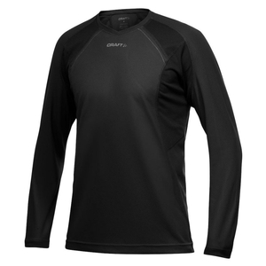 Image of Craft Active Bike LS Jersey (Men's) - Black