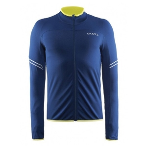 Image of Craft Velo Thermal Jersey (Men's) - Blue
