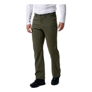 Image of Craghoppers Kiwi Pro II Trousers - Dark Khaki