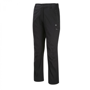 Image of Craghoppers Kiwi Pro Winter Lined Stretch Trousers - Black