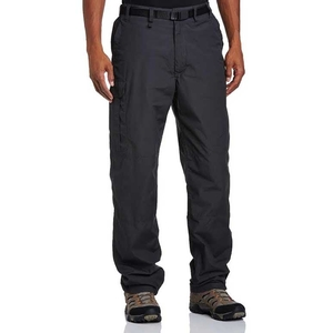 Image of Craghoppers Kiwi Winter Lined Trousers - Black Pepper