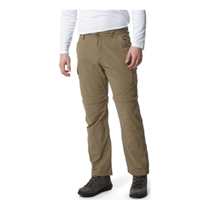 Image of Craghoppers NosiLife Convertible II Trousers - Pebble