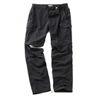 Image of Craghoppers NosiLife Convertible Trousers - Black Pepper