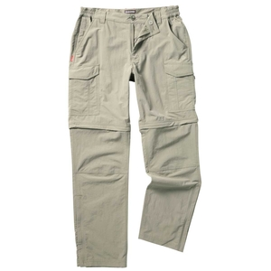 Image of Craghoppers NosiLife Convertible Trousers - Pebble