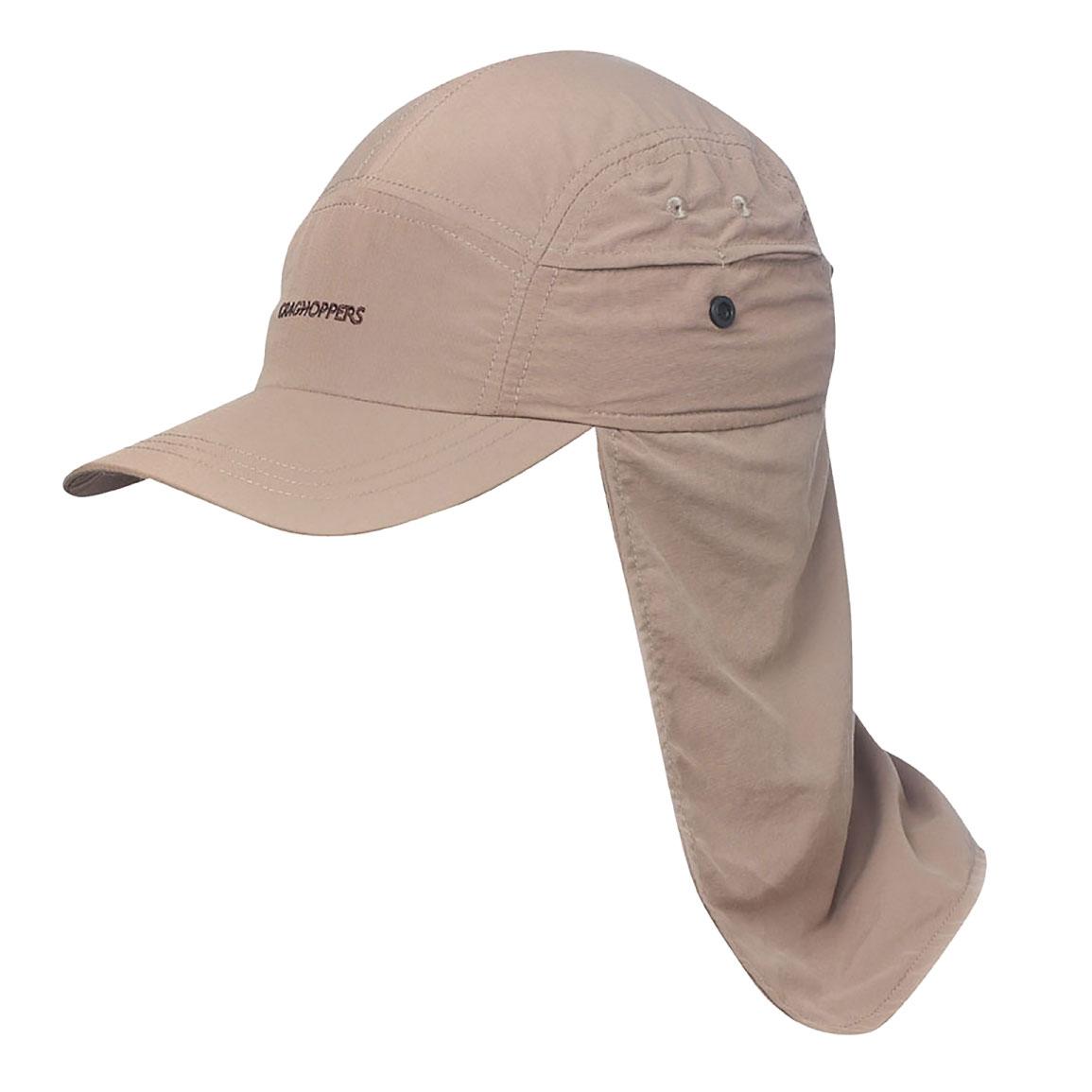 fe8edd421 Craghoppers Nosilife Desert Hat - Pebble