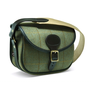 Image of Croots Helmsley Tweed Cartridge Bag - 100