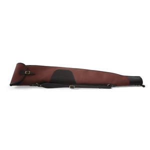 Image of Croots Rosedale Canvas Rifle Slip - 48 Inch - Fox Tan