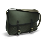 Image of Croots Rosedale Canvas Game Bag - Loden Green