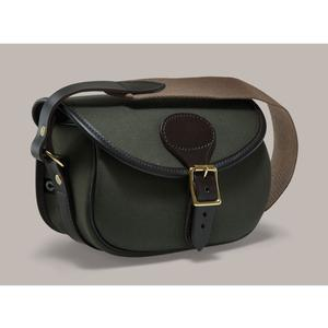 Image of Croots Rosedale Canvas Cartridge Bag - 100 - Loden Green