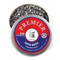 Crosman Premier Super Match Pellets - .177 (500)