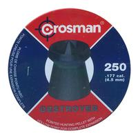 Crosman Destroyer .177 Pellets x 250