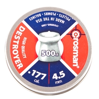 Crosman Destroyer Pellets .177 (500)