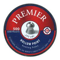Crosman Premier Hollowpoint .177 7.9g Pellets x 500