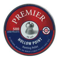 Crosman Premier Hollowpoint .22 14.3g Pellets x 500