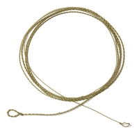 Cutthroat Big Bug Nylon Leader with Loop End - 50in - Line Weight 4-5-6