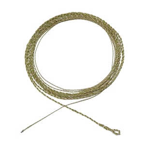 Image of Cutthroat Ultimate Dry Fly Leader with Tippet Ring - 76in - Line Weight 4-5-6
