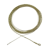 Cutthroat Ultimate Dry Fly Leader with Tippet Ring - 76in - Line Weight 4-5-6