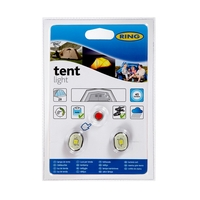 Cyba-Lite 2 LED Tent Lights