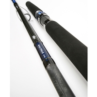 Daiwa 2 Piece Saltiga GT86 Saltwater Popping Rod - 8ft 6in - 100-180g