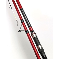 Daiwa 3 Piece Tournament Surf Rod - 14ft - 3-6oz - Fixed Spool Rings