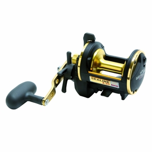 Image of Daiwa 40SHA Sealine Slosh XA Multiplier Reel