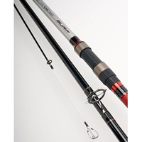 Daiwa 3 Piece Emcast Surf Rod - Fixed Spool - 14ft - 3-7oz