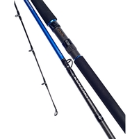 Daiwa 3 Piece Super Kenzaki Boat Rod - 6ft 6in - 40-60lb