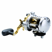 Daiwa 30HA Saltist Level Wind Reel