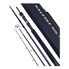 Daiwa 4 Piece Saltist Travel Spin Rod - 7ft - 14-42g