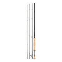 Daiwa 5 Piece Air AGS Fly Rod - 9/10ft - #3/4 - Nymph Specialist