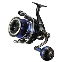 Daiwa Saltiga Mag Sealed Spinning Reel - 4000H - High Speed