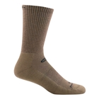 Image of Darn Tough Tactical Micro Crew Sock - Light Cushion - Coyote Brown
