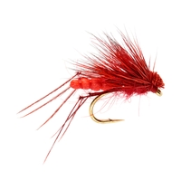 Davie McPhail Detached Body Hopper Red Fly