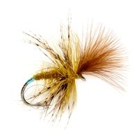 Davie McPhail Grunter Olive Fly