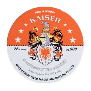 Image of Daystate Rangemaster Kaiser .22 Pellets x 500