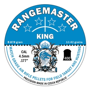 Image of Daystate Rangemaster KING .177 Pellets x 400