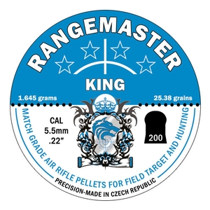 Image of Daystate Rangemaster KING .22 Pellets x 200