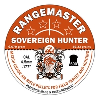 Daystate Rangemaster Sovereign HEAVY Hunter .177 Pellets x 500