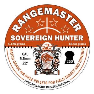 Image of Daystate Rangemaster Sovereign Hunter .22 Pellets x 250