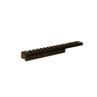 Hawke 1 Pce Adaptor - 11mm (Airgun) / 3/8 Inch (Rifle) to Weaver/Picatinny Mount - Extended Rail