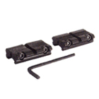 Hawke Adaptor Base - 11mm (Airgun) / 3/8 Inch (Rifle) to Weaver