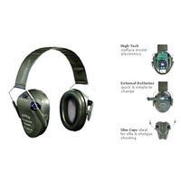 Swatcom Slim Electronic Hearing Protectors