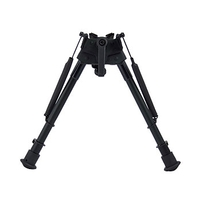 Deben Swivel/Tilt With Lever Bipod - 9-13 Inch